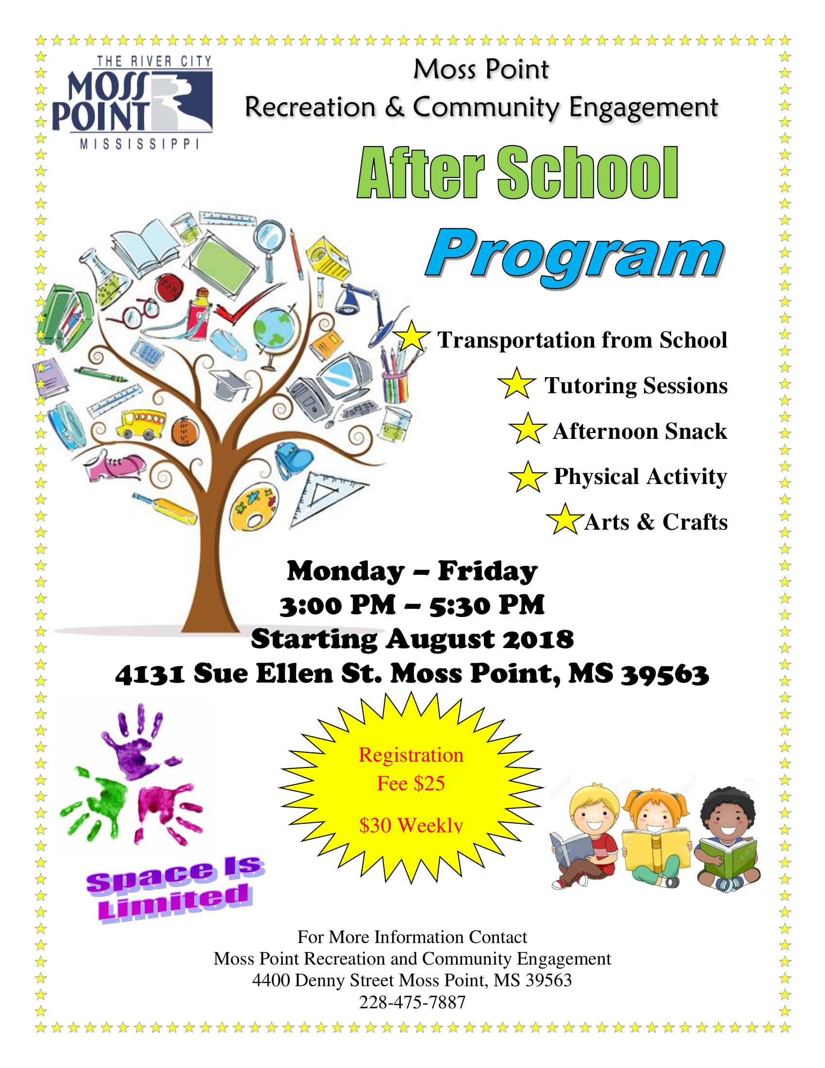 after school program 2018-1